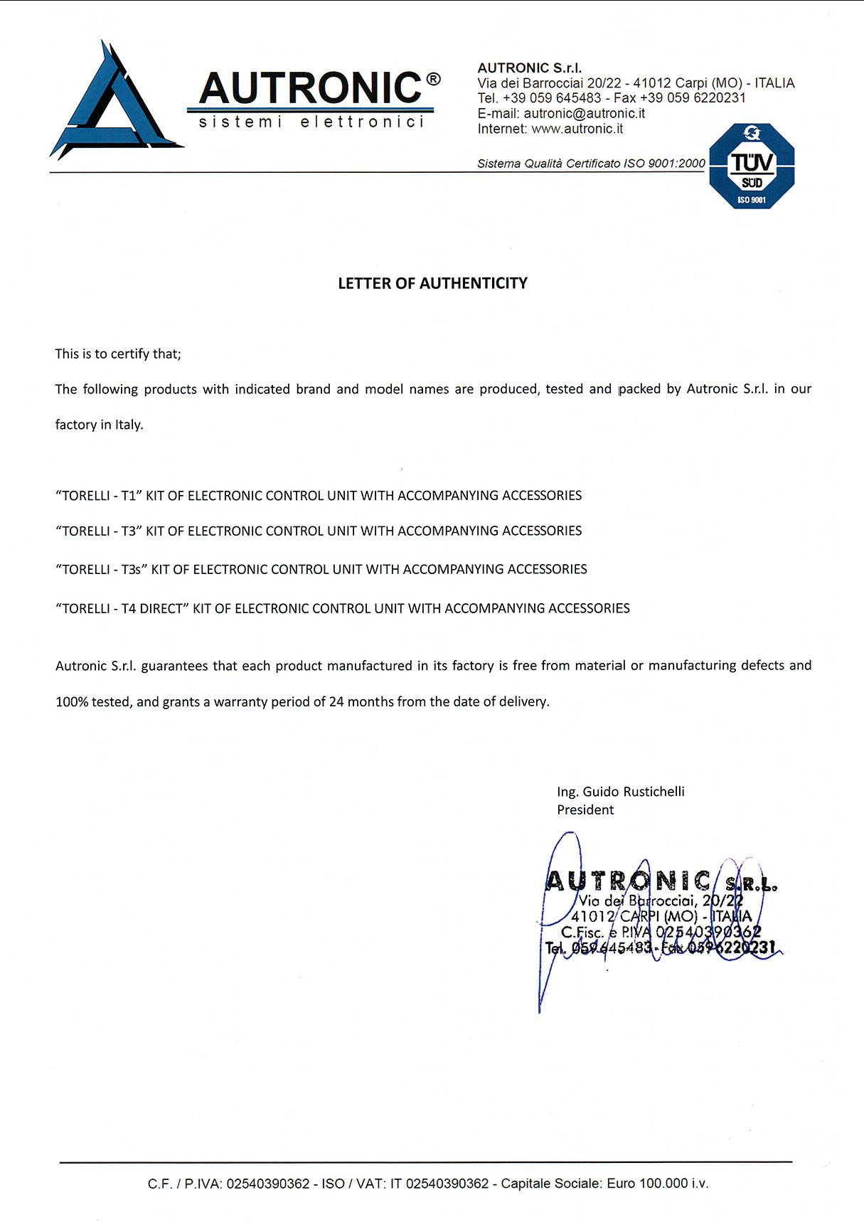 Мини-комплект ГБО 4 поколения Torelli T3 Pro OBD 6 цилиндров, редуктор Torelli Taurus, форсунки Torelli, фильтр, датчик уровня топлива AEB1090